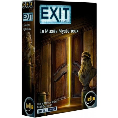 EXIT: LE MUSEE MYSTERIEUX