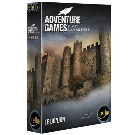LE DONJON - ADVENTURE GAMES 1