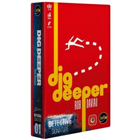 DIG DEEPER - DETECTIVE