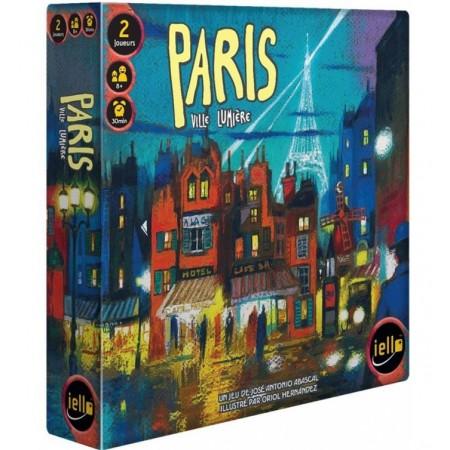 PARIS : VILLE LUMIERE