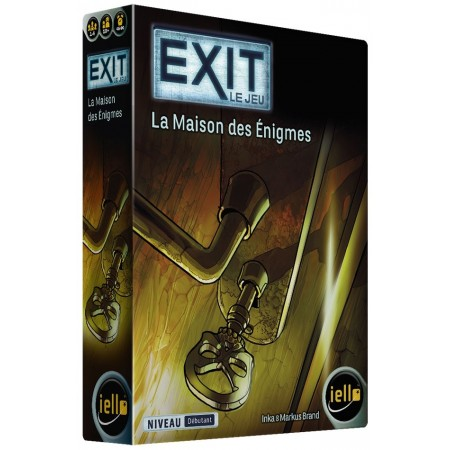 EXIT: LA MAISON DES ENIGMES
