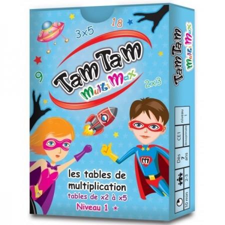 TAM TAM MULTIMAX - NIVEAU 1