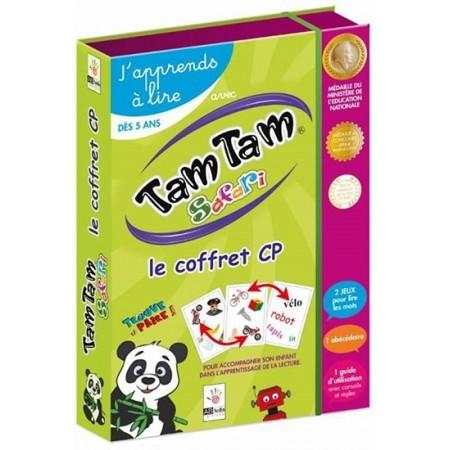 LE COFFRET CP - TAM TAM SAFARI