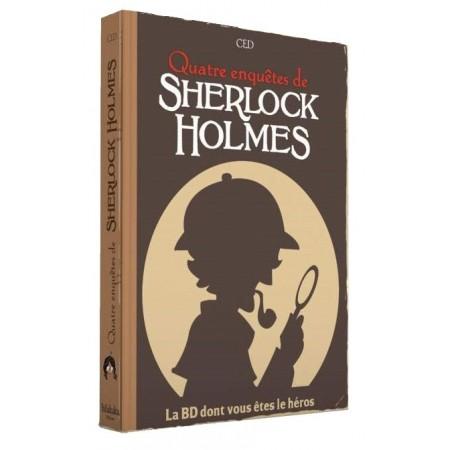 SHERLOCK HOLMES : QUATRE...